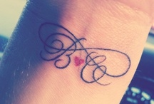 Tattoos / by Jamie Wells