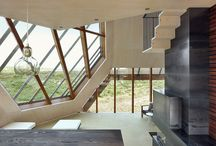 Inspirerende huizen / Interessante voorbeelden van uiteenlopende woningen. Welk huis spreekt jou aan?