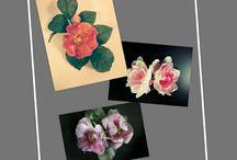 Scuola di fiori....bottega  artigiana....