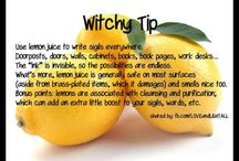 witchy tips