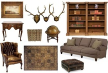 English style & Chesterfield