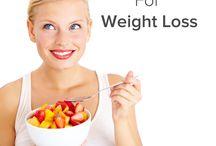 Weight Loss / by Tara Crowder