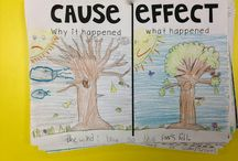 Literacy- Cause and Effect