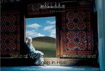 Status of Women in Islam / #Women #Woman #Girl #Status in #Islam #Muslim Woman #yaALLAHpictures