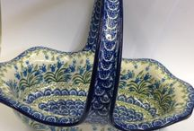 More Polish Pottery Website / Items for Sale