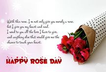 Rose Day Quotes / Rose Day Quotes 2017, Rose Day Wishes, Rose Day SMS Messages, Rose Day Images and Happy Rose Day 2017 Quotes to design your Rose day cards and greetings to express your love with Rose Day sayings Quotes..