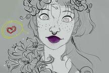 me / Dibujos / ilustración e ideas.