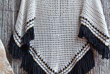 Croche vestuário