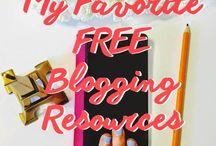 *Blog Resources*