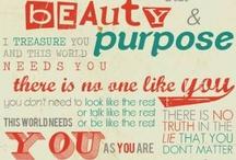 Cheer up: quotes & thoughts / by Katya Katyerinka