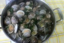 Sea food / Clams