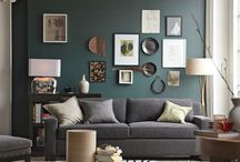 Living Room / by Maggie Petrichko