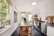 Kitchen / by Nat Aramtiantamrong