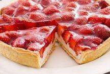 receta de tartas dulces