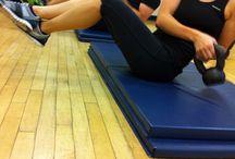 Kettlebell Workouts / by Nicole Beuckelare