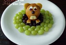 food-food for & with kids / by Michelle Robison