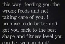 Health, fitness and wellness