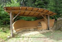 cob oven / by Ruby Rogers