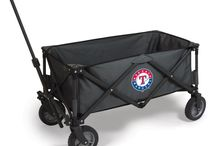 MLB - Texas Rangers Tailgating Gear, Fan Cave Decor and Car Accessories / Find the latest Texas Rangers Tailgating Accessories, MLB Decor for your Man Cave, and Baseball Fan Gear for your Car or Truck