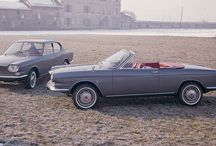 Classic Cars / My 1962 Fiat 1500 Cabriolet is being restored. Can't wait!  / by Kay Overbey