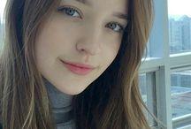 Angelina Danilova / December28, 1996 러시아 모델