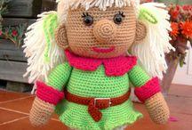 Duendes crochet / duendes, elfos, gnomos, crochet
