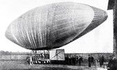125 years of Flying High: Wolfert and the Airship