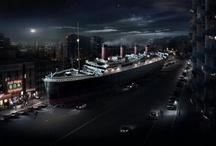 Valladares Art Studio / Campaña Volvo