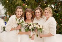 Winter Weddings / by Lanier Islands Weddings