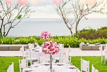 Receptions - Outdoor / by Tori - Platinum Elegance Weddings & Events