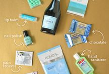 Bachelorette survival kits