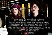 Harry Potter / by Anna Betsch