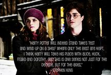 Harry Potter / I'm a Ravenclaw. / by Jessica Stevenson