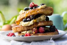 Woolies Brilliant Breakfasts / Start your day the best way... with the ultimate breakfast.