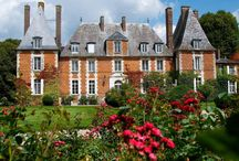 holiday castle in Lyons la Foret