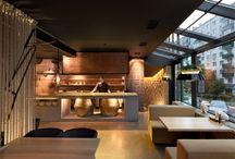 restaurant, bars....