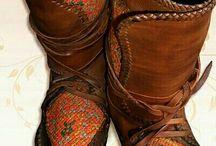 botas mocasín