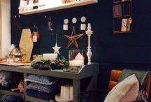 Annie Sloan Aubusson Blue Wall / Maison et Moi