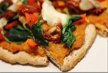 Pizza with Spelt Crusts