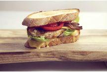 Ideas de bocadillos y sandwiches