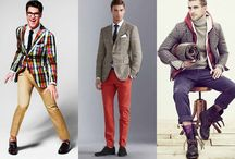 Fashion for men / My style of wearing