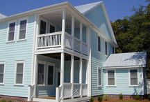 """Southport, NC Rentals / This picturesque coastal seaport is steeped in maritime and military history. A beautiful downtown commercial district with a plethora of shopping, art and dining venues, Waterfront Park made this small town with a coastal vibe Coastal Living Magazine's """"Happiest Seaside Town of 2015"""". http://www.rudd.com/rentals/categories/southport/ #Southport #NC #Rentals #WannaGetAway"""