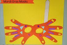 Mardi Gras / by Handpressions