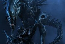 Aliens and other creatures