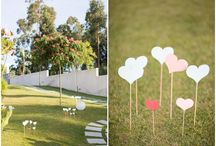 Wedding Crafts - To DO's / Things to make for the wedding - must makes.. / by Melissa Schardt
