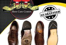 Shoe Care Centre / City Litter Bin Ads for our client Shoe Care Centre