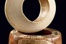 Cuffs & Bangles / I have been collecting them and wearing them most of my life. / by Sally Bass