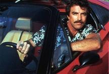 1980s Moustache