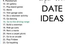 dates ideas