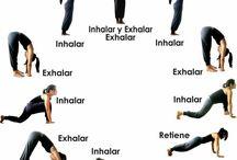Yoga / + health and fitness